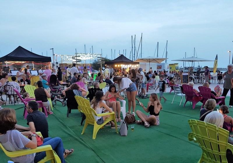 Food & Fashion la Rapita | Food en modefestival Sant Carles de la Rapita | Food en mode festival Ebro Delta