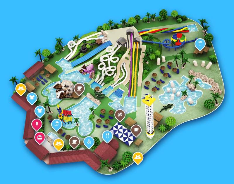 Waterpretpark Aquarama waterpretpark Benicassim | Zwemparadijs Benicassim
