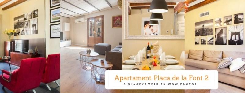 Vakantie appartement Tarragona | Slapen in Tarragona