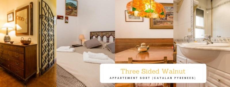Appartement Three Sided Walnut | Hoteltip Ski Resort Port Ainé Catalaanse Pyreneeën | Skiresort Port Ainé | Skien in de Catalaanse Pyreneeen | Wintersport Catalonië | Skiegebied Catalaanse Pyreneeen