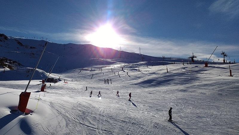 Skigebied Baqueira Beret in de Catalaanse Pyreneeën