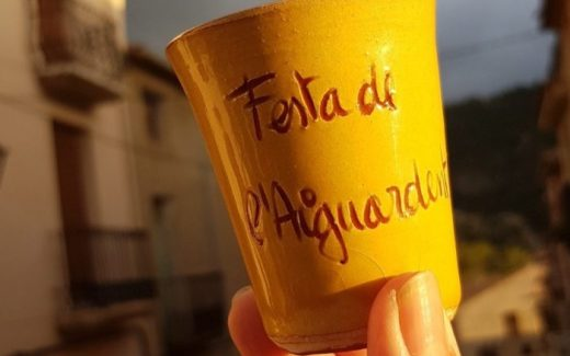 Brandewijnfestival Els Ports | Orange travelpics Tarragona