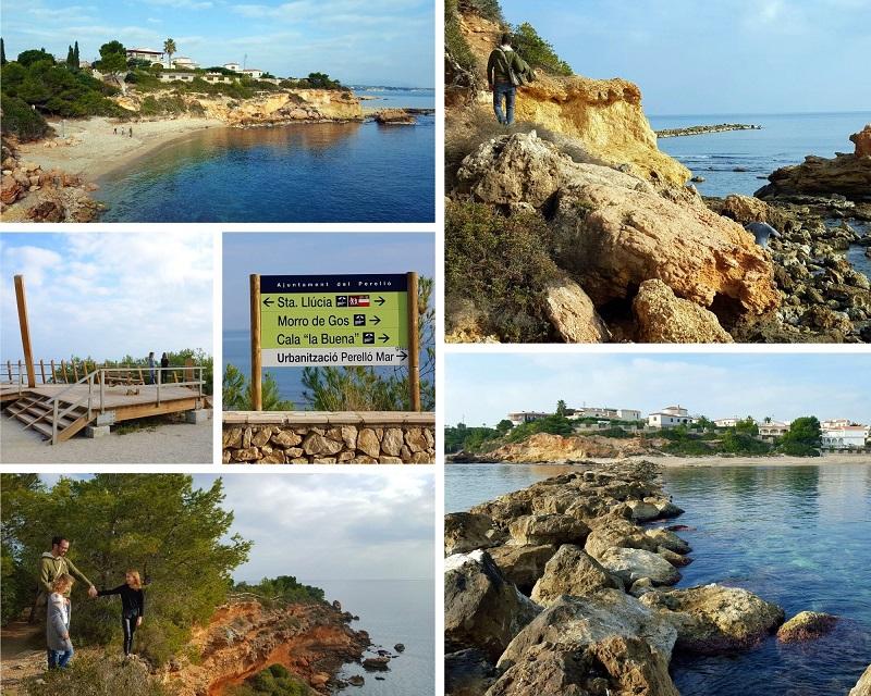 Mooie wandeling langs de kust van Ampolla | Ontdek de Costa Dorada