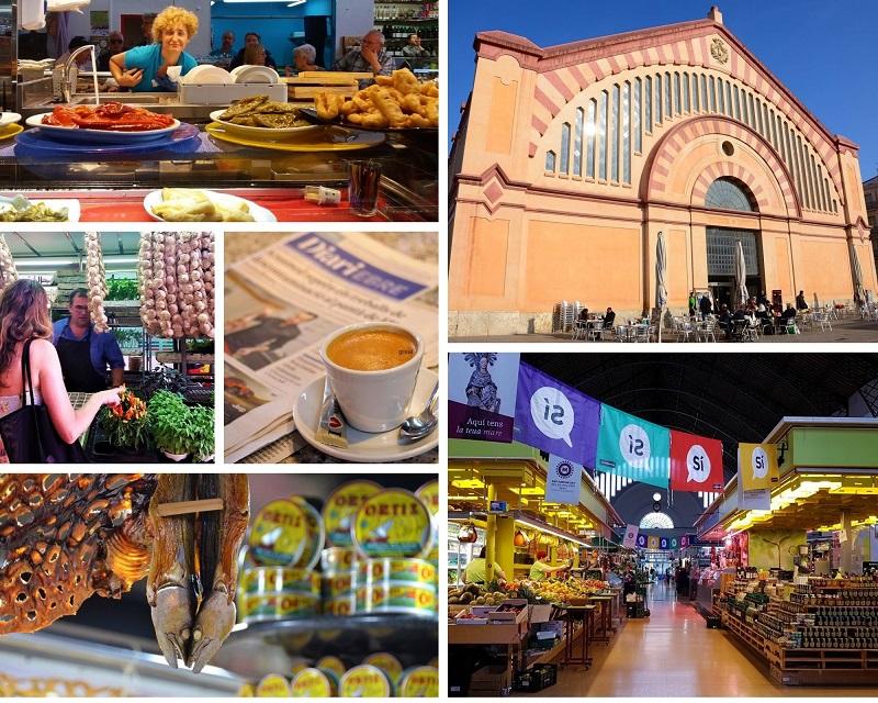 Mercat Tortosa | De markt in Tortosa