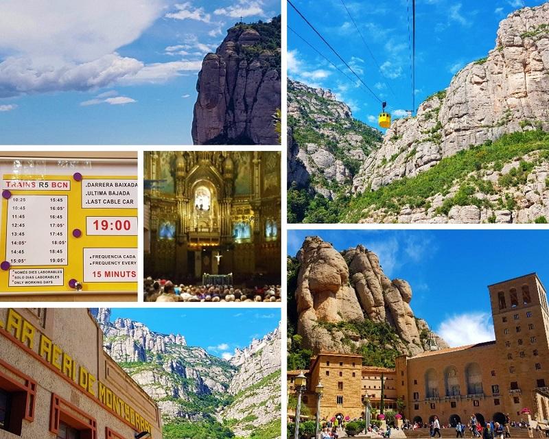 Klooster Montserrat | Het Lourdes van Catalonië