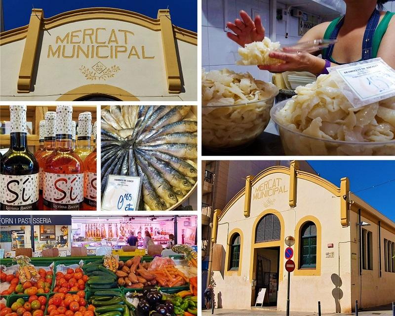 Authentiek Markt Cambrils | Markthallen Tarragona