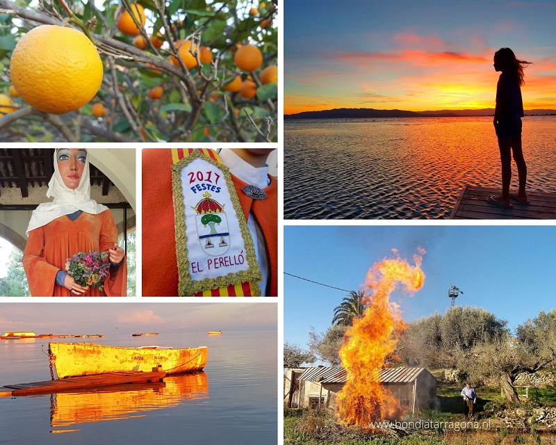 Oranje reisfoto's Tarragona | Orange Travel Pics Tarragona