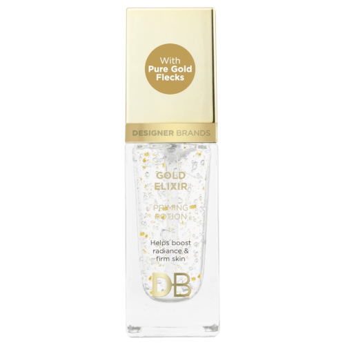 Designer brand Gold Elixir priming lotion