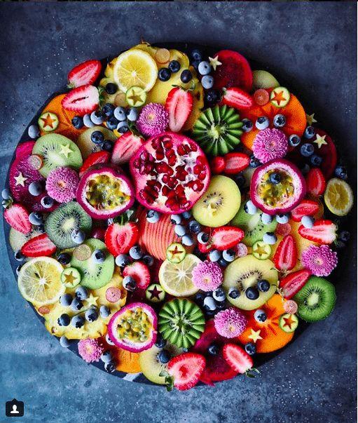 food combining fruit