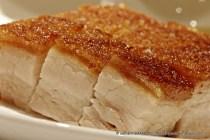 Roast Pork Belly.