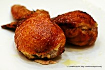 Macau Pataca (MOP) is the official Macau currency and each wing cost MOP120 minimum two wings per order.