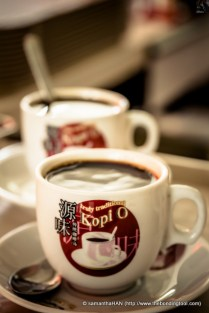 Coffee is a popular breakfast and tea-break beverage with the office crowd in the area.