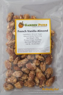 French Vanilla Almond.