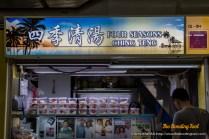 Four Seasons Ching Teng Stall.