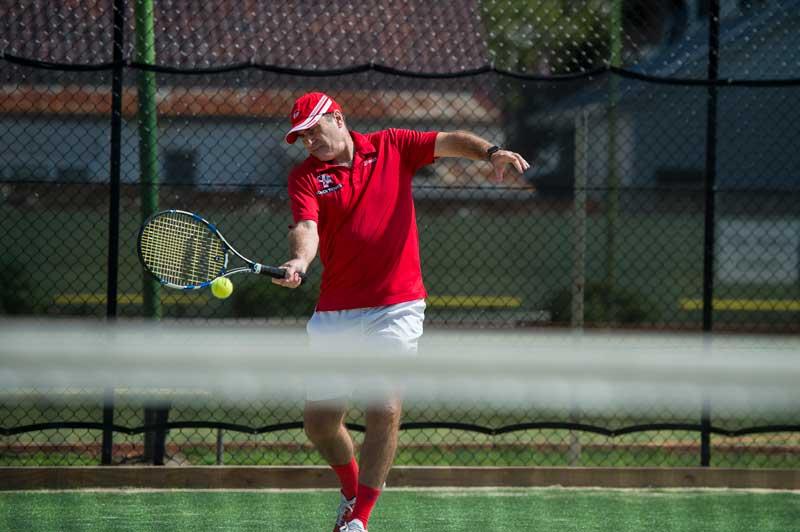 Coaching Bondi Tennis Centre
