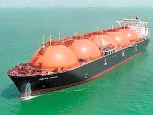 LNG first shipment departed for Pakistan