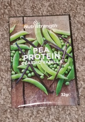 Nutristrength Pea Protein