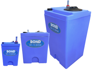 Spill Containment Tanks Bond Water Technologies