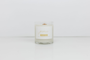 Enneagram 1 Candle
