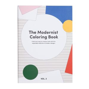 The Modernist Coloring book