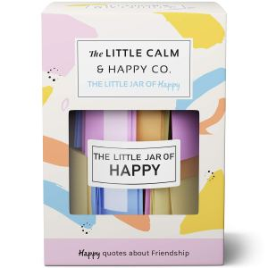 Little Jar of Happy Notes for Words of Affirmation Love Language