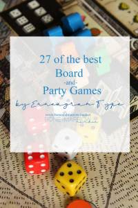 27 of the Best Board and Party Games by Enneagram Type | By Bone+Marrow Market
