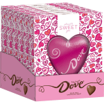 Dove Chocolate Hearts