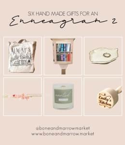 Handmade Gifts for Enneagram 2
