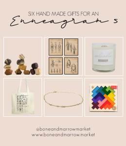 Six Handmade Gifts for an Enneagram 5