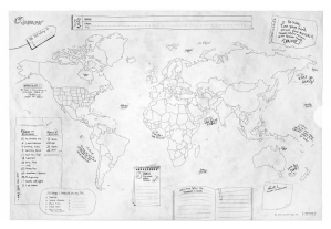 Awesome Maps Journal Map