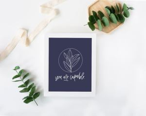 Enneagram 5 Card by Made Whole Collective