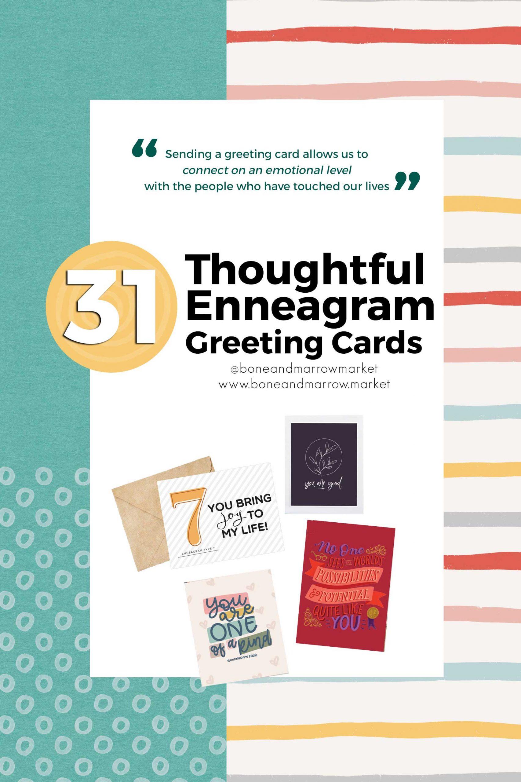 Enneagram Greeting Cards