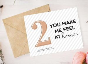 Enneagram 2 Card by Pure Endeavors
