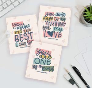 Enneagram Cards by Ashton Creates
