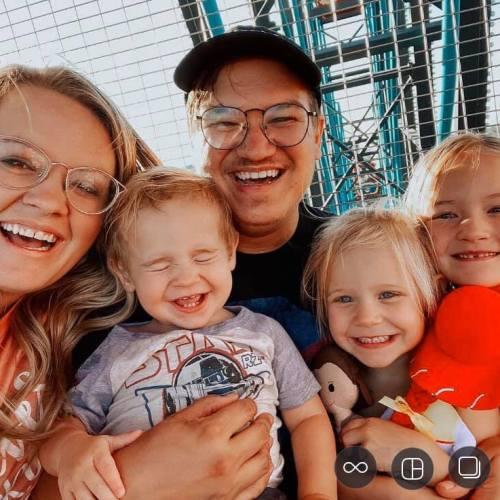 Ashlee and Seth Family