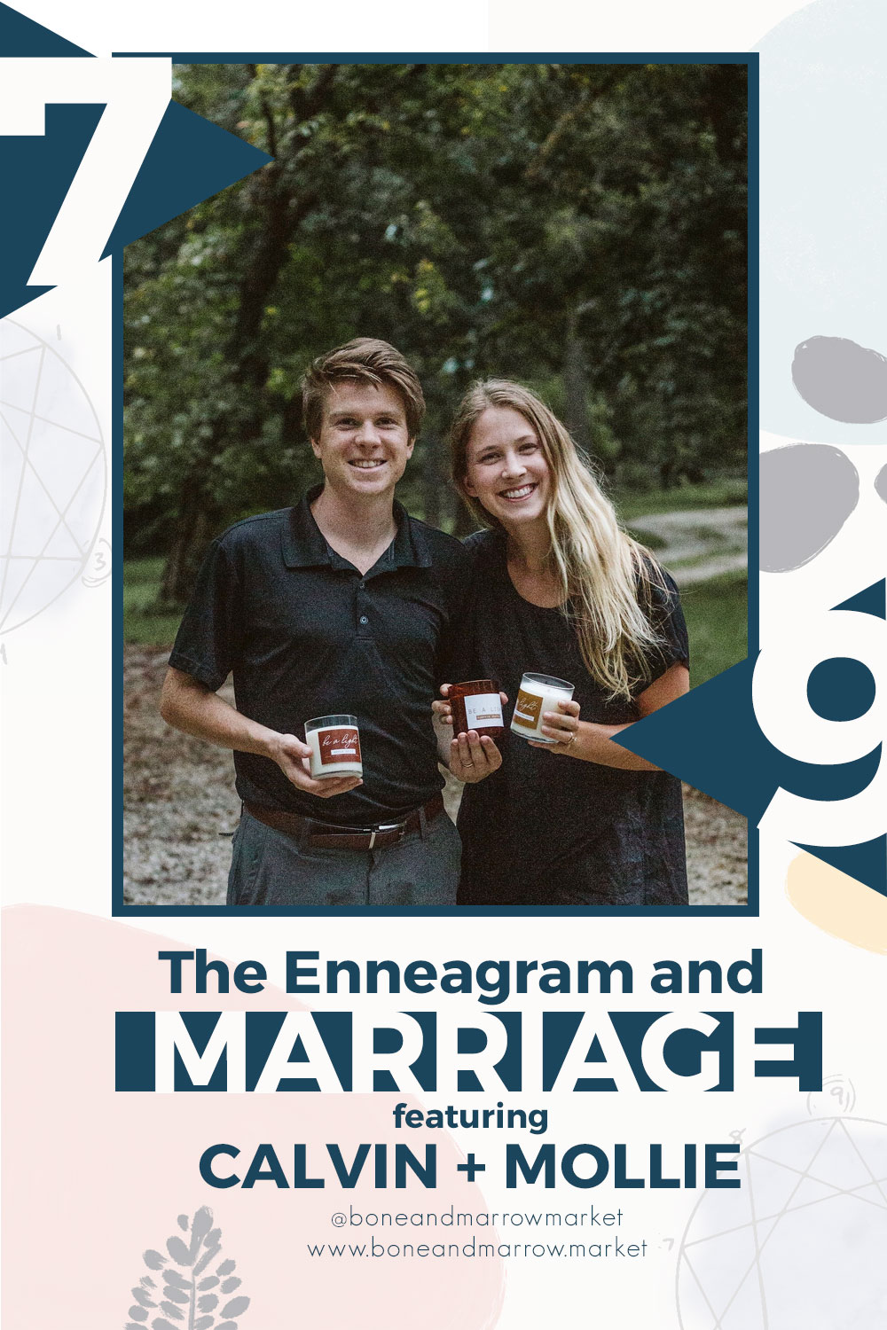 Enneagram and Marriage | Calvin and Mollie