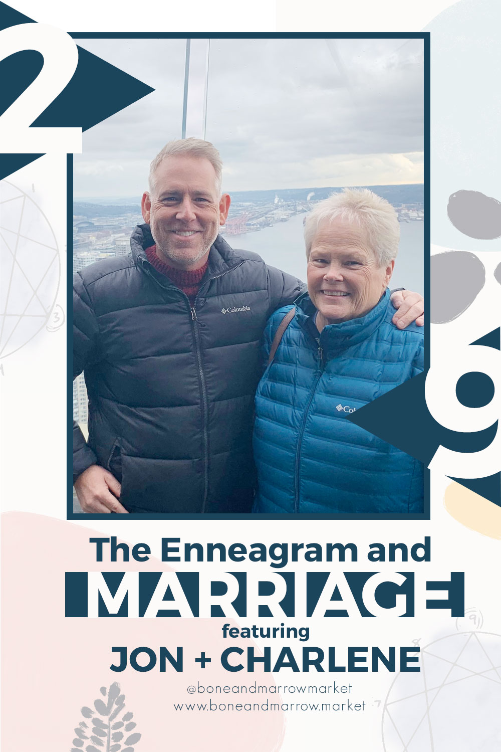 Enneagram and Marriage | Jon and Charlene