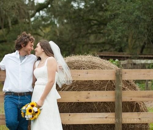 Rebekah and Paul Wedding Photo