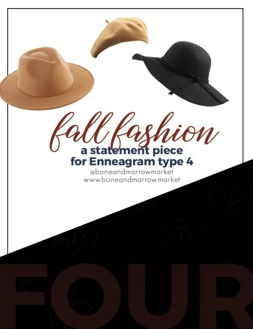 Fall Fashion for Enneagram Type 4