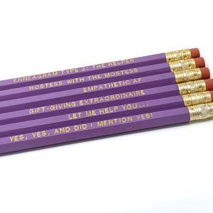 Enneagram 2 Pencils