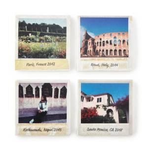 Travel Photo Coasters