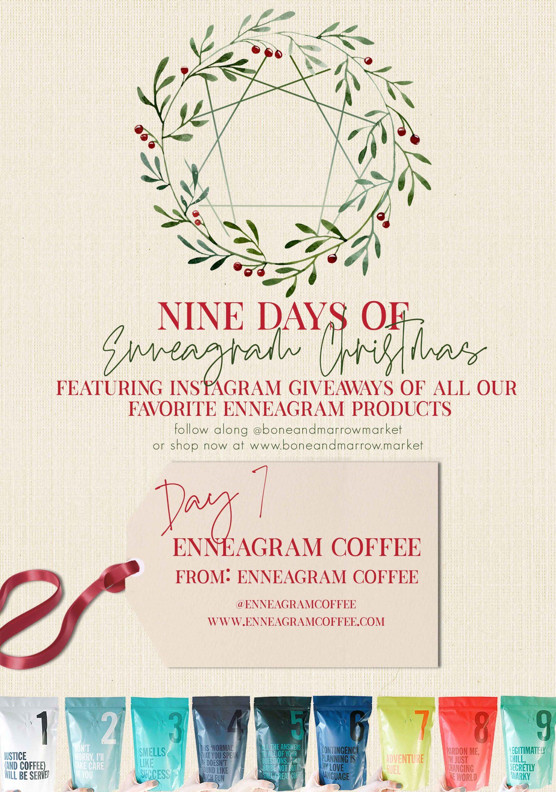 Enneagram Coffee | 9 Days of Enneagram Christmas