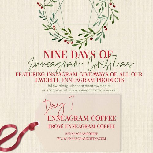 Enneagram Coffee | 9 Days of Enneagram Christmas