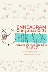 Christmas Enneagram Gifts for Kids   Head Triad