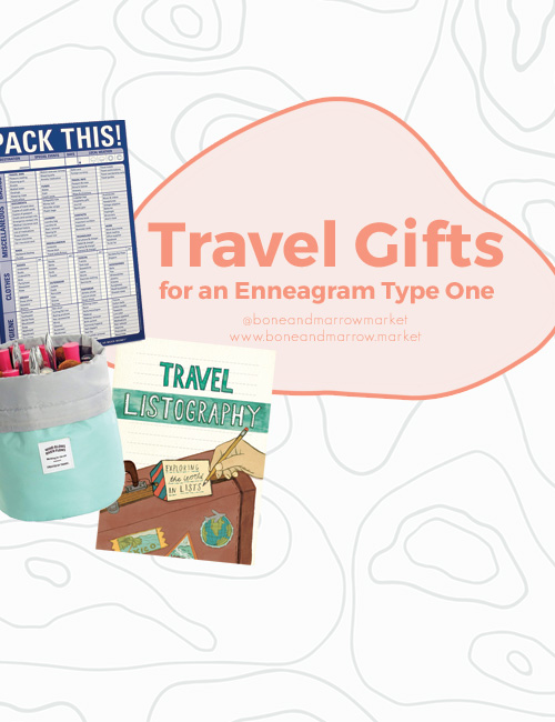 Travel Gifts for an Enneagram Type 1