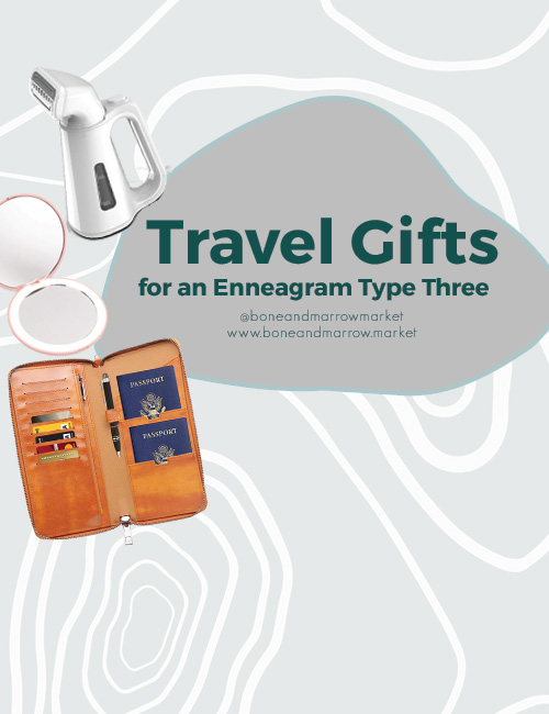 Travel Gifts for an Enneagram Type 3