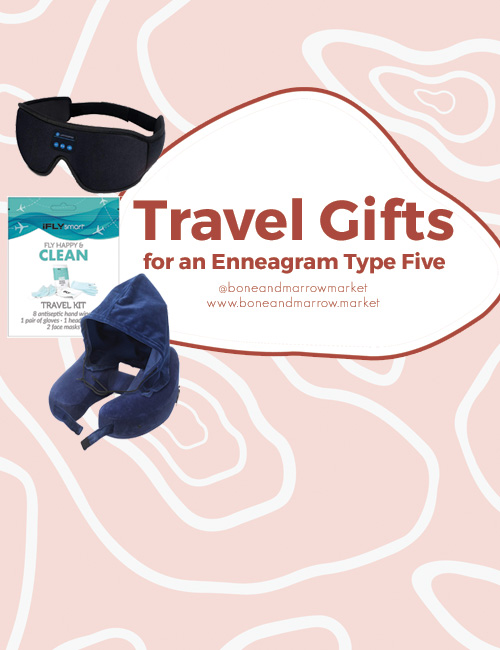 Travel Gifts for an Enneagram Type 5
