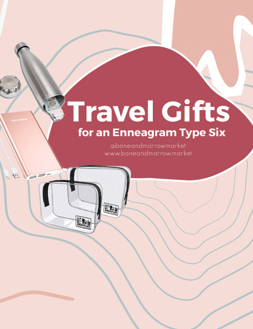 Travel Gifts for an Enneagram Type 6