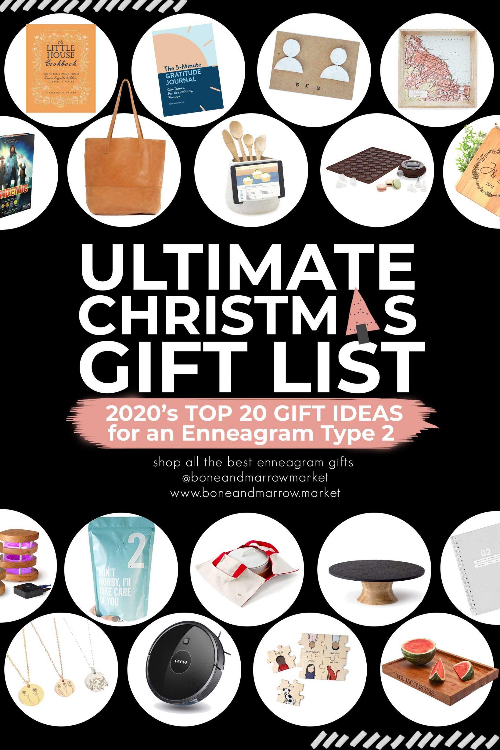 Ultimate Christmas Gift Ideas for an Enneagram 2