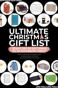 Ultimate Christmas Gift Ideas for an Enneagram 3